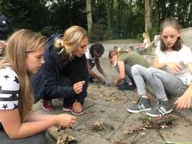 Outdoor Education van start